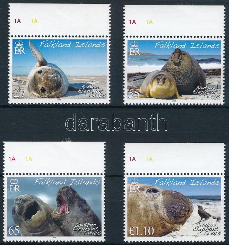 Seal margin set, Fóka ívszéli sor