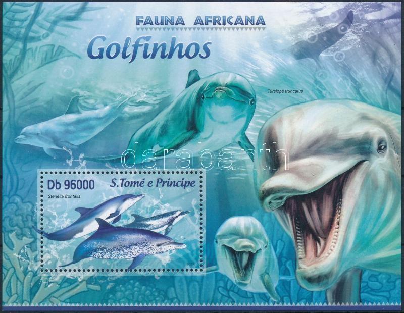 Dolphins block, Delfinek blokk