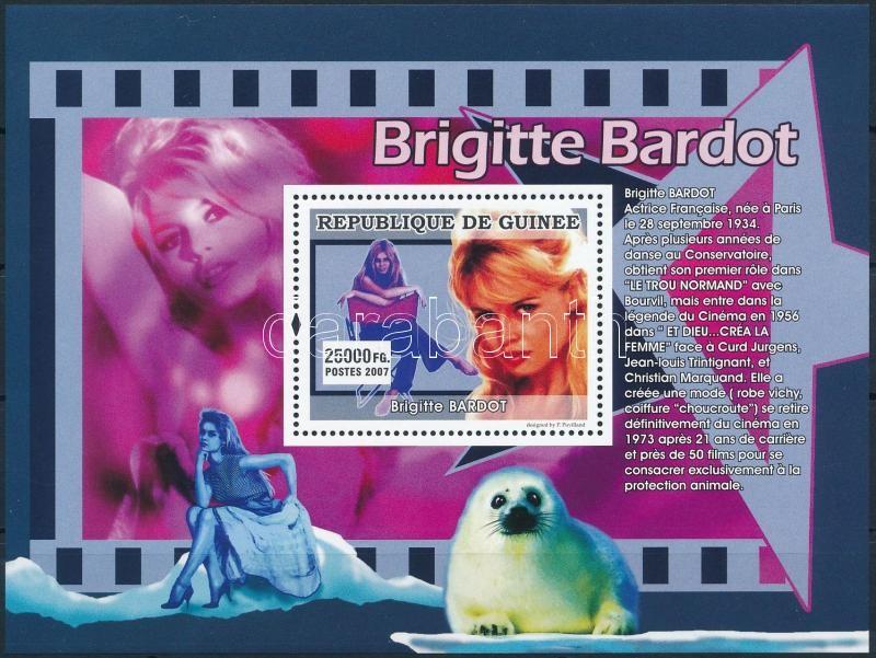 Brigitte Bardot block, Színészek: Brigitte Bardot blokk