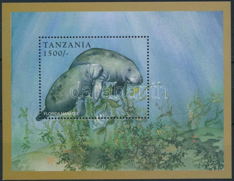 Marine fauna block, Tengeri állatvilág blokk
