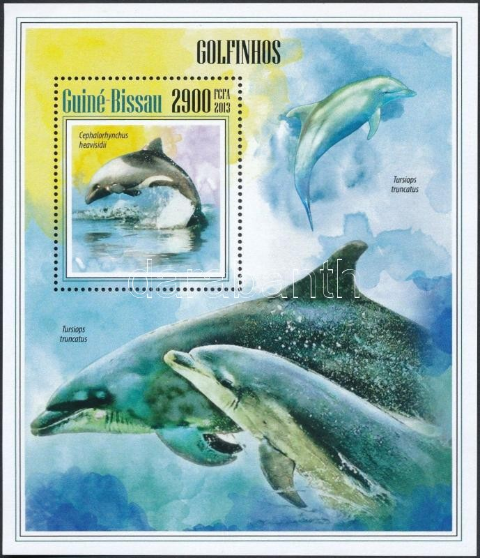 Dolphin minisheet, Delfin kisív
