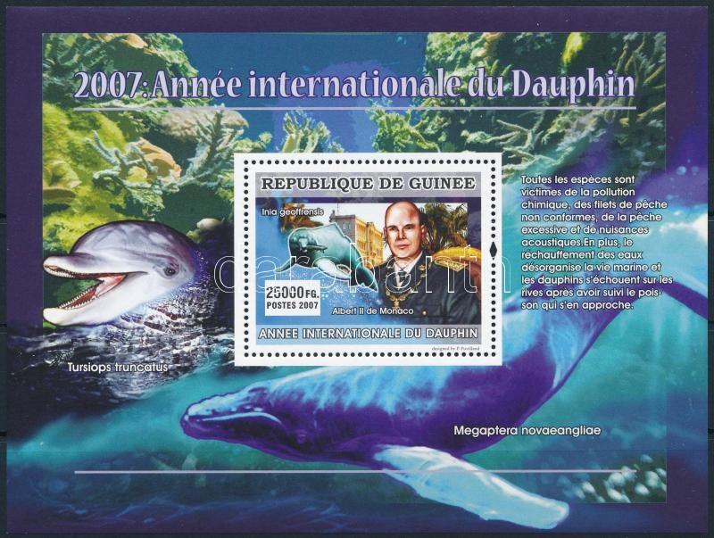 Dolphins years; Prince Albert block, Delfinek éve; Albert herceg blokk