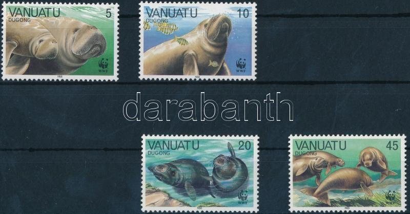 WWF: Dugong set, WWF: Dugong sor