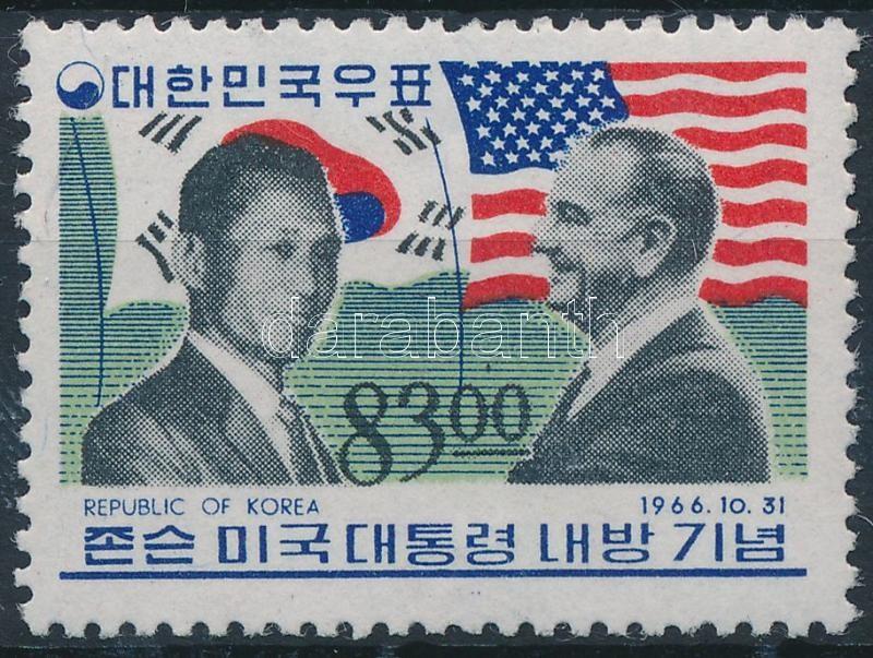 US president's visit to Korea, Az amerikai elnök Koreába látogatása