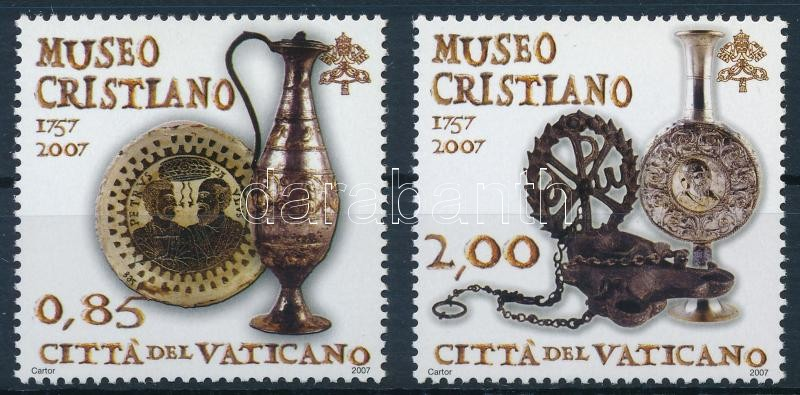 Catholic museum set, Katolikus múzeum sor