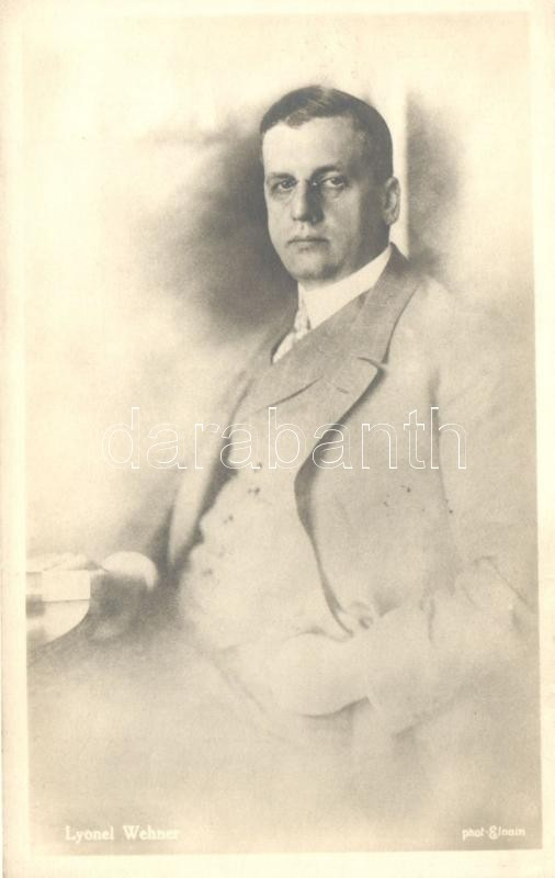 Lyonel Wehner