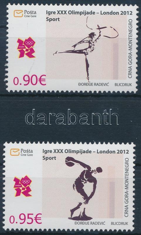 Summer Olympics, London set, Nyári Olimpia, London sor