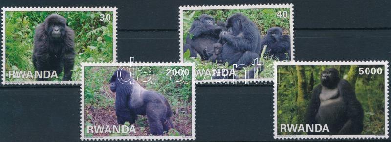 Gorilla set, Gorilla sor