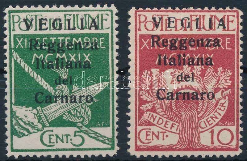 Carnaro Island Definitive, Carnaro-sziget Forgalmi