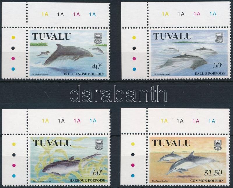 Dolphin corner set, Delfin ívsarki sor
