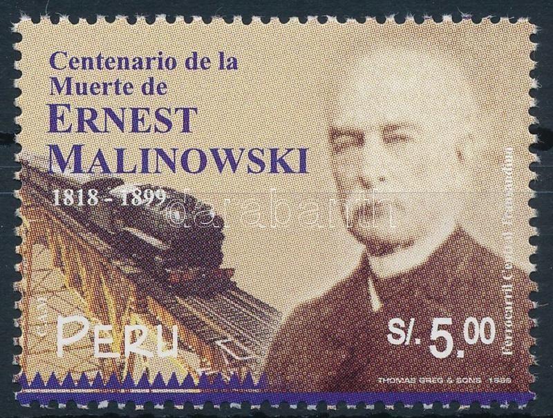 Ernest Malinowski, Ernest Malinowski