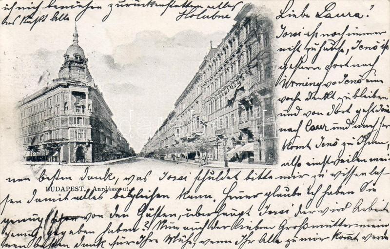 Budapest VI. Andrássy út