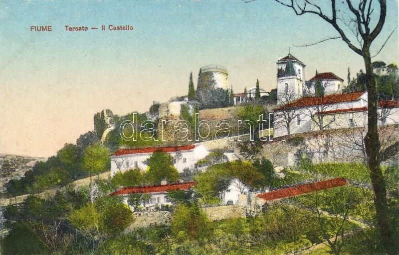Fiume, Rijeka; Castello / castle