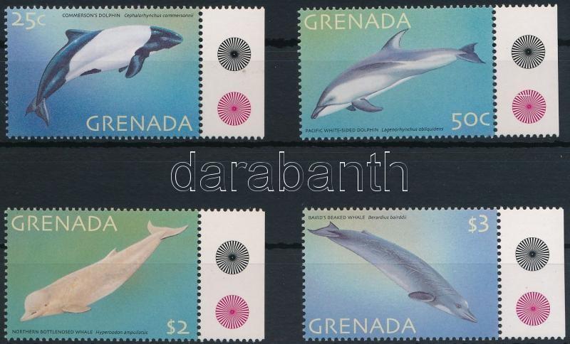 Dolphins margin set, Delfinek ívszéli sor