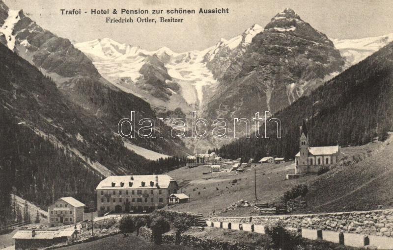 Trafoi Tirol Hotel And Pension Zur Schonen Aussicht