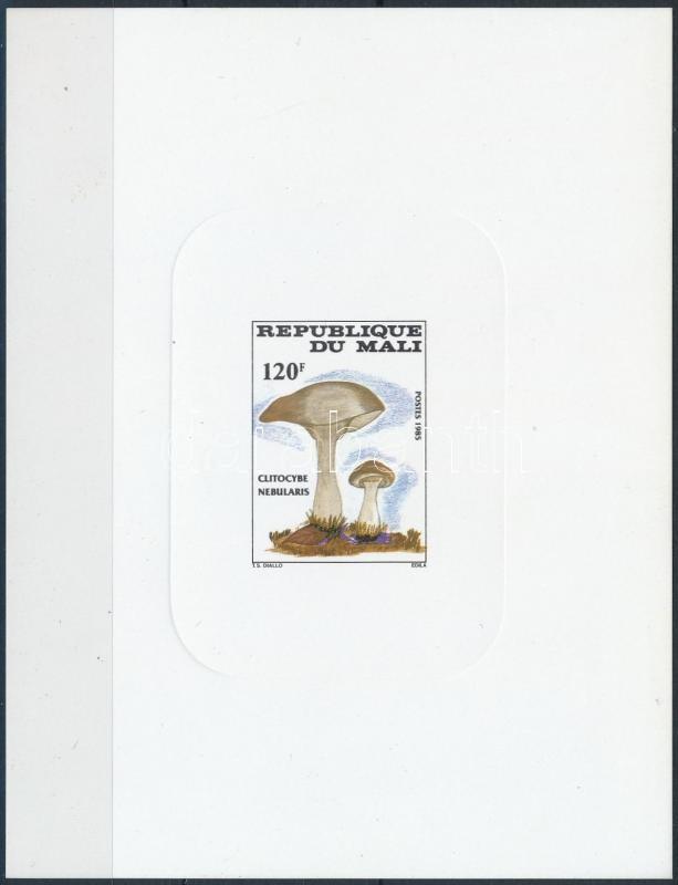 Mushroom de luxe block, Gomba de luxe blokk