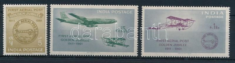 Airmail set, Repülő sor