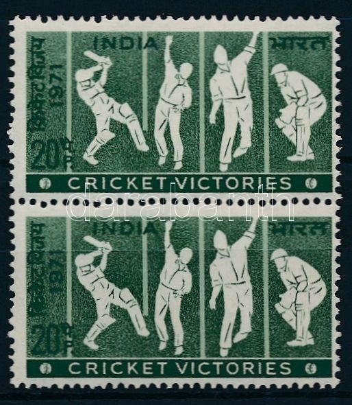 Sport - krikett pár, Sport - Cricket pair