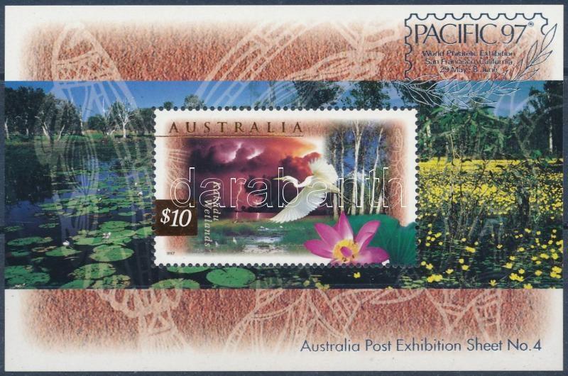 Nature, Stamp Exhibition block, Természet, Bélyegkiállítás blokk