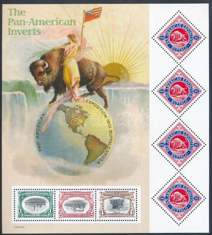 Pan-American Exhibition block, Pan-Amerikai kiállítás blokk