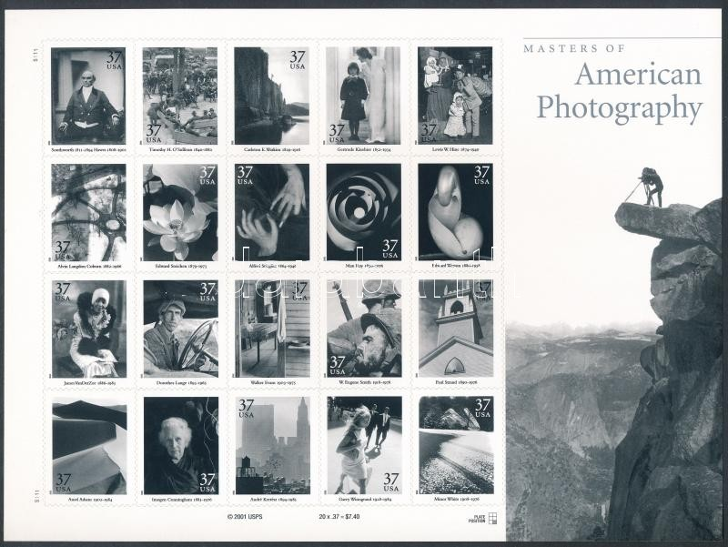 Stamp Auction - United States of America philately and