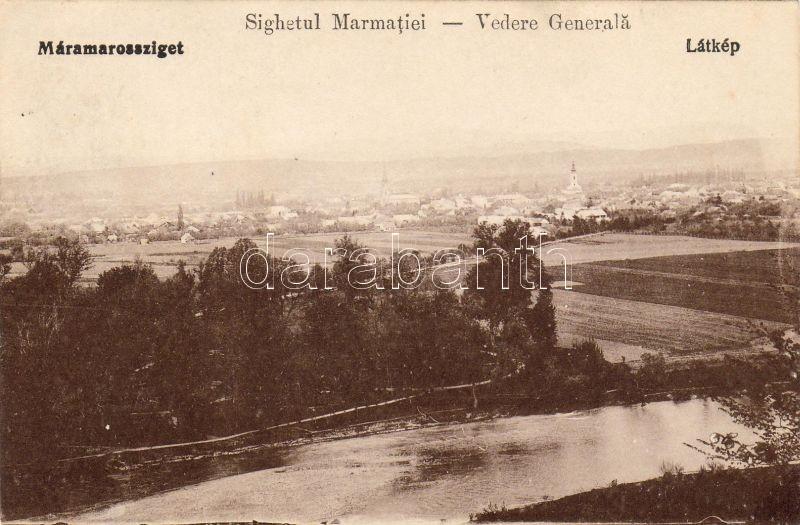 Sighetu Marmatiei, Máramarossziget