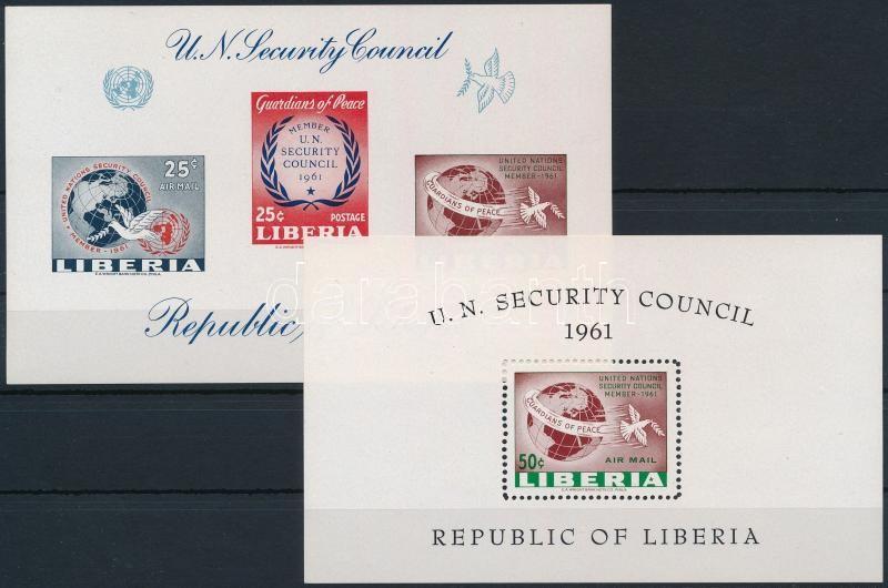 Security Council block set, Biztonsági Tanács blokksor