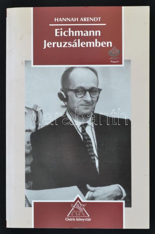hannah arendt eichmann - 532×800