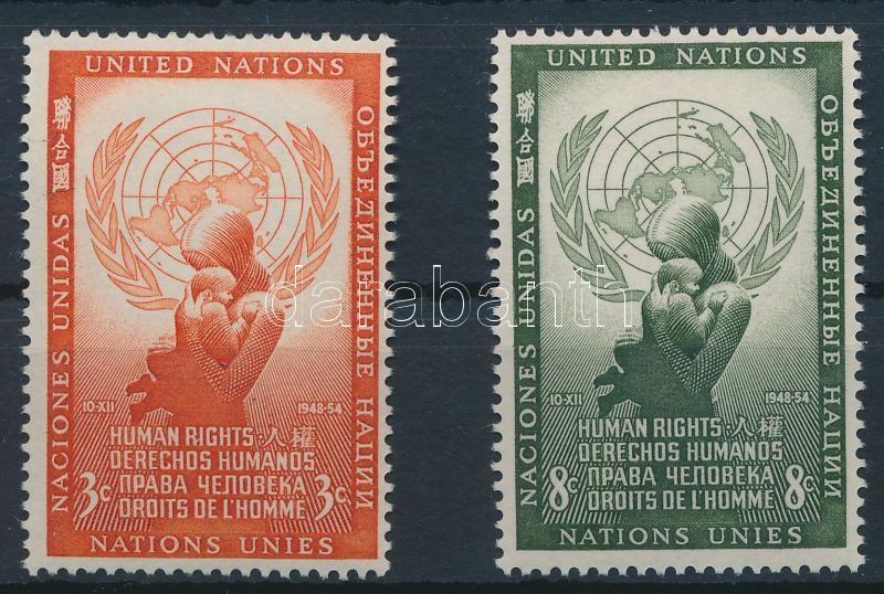 Human Right set, Emberi jogok sor