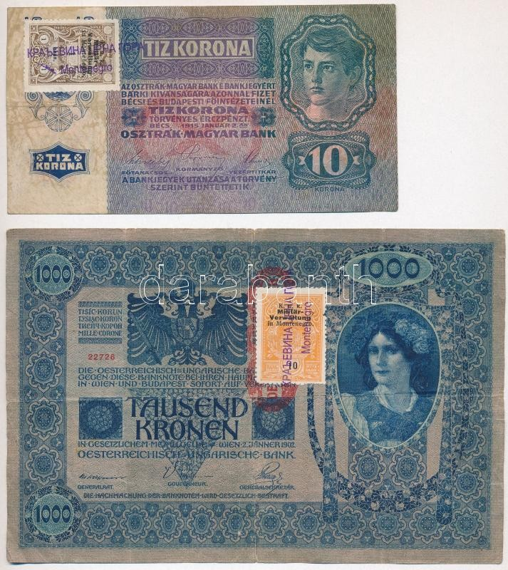Coin Auction - numismatics hungarian banknotes - Online