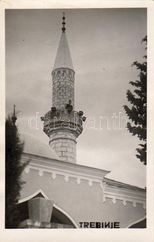 Trebinje mosque, Trebinje mecset