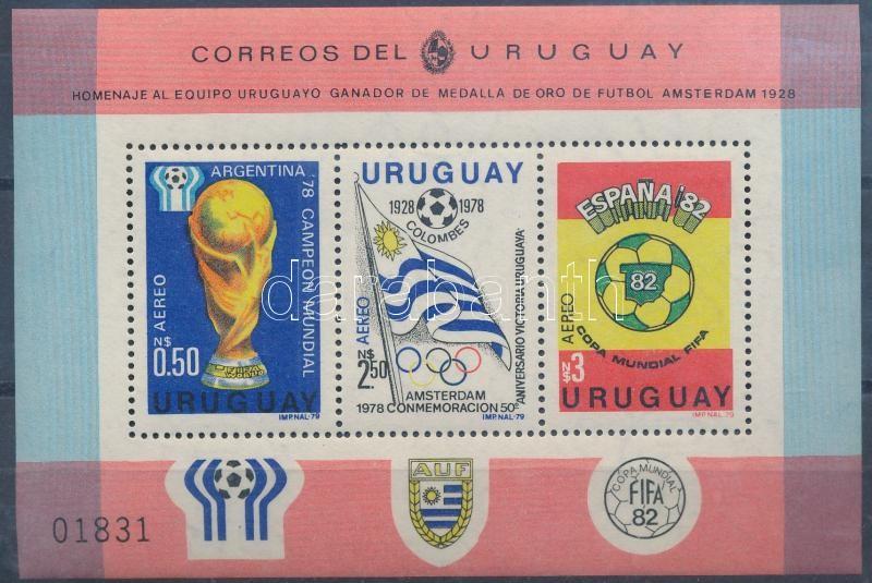 Football World Cup block, Labdarúgó VB. blokk