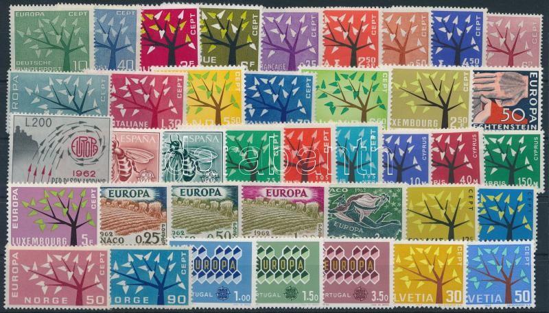 Europa CEPT 39 stamps, Europa CEPT 39 klf bélyeg