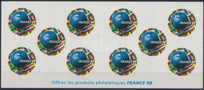 Football World Cup stamp-booklet, Labdarúgó VB bélyegfüzet