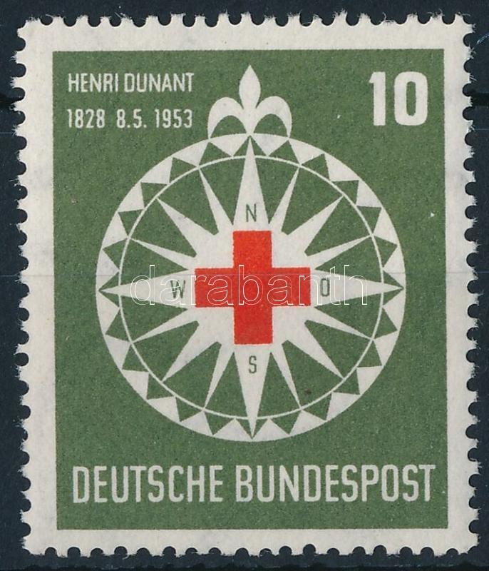 Henri Dunant, 100 éve született Henri Dunant