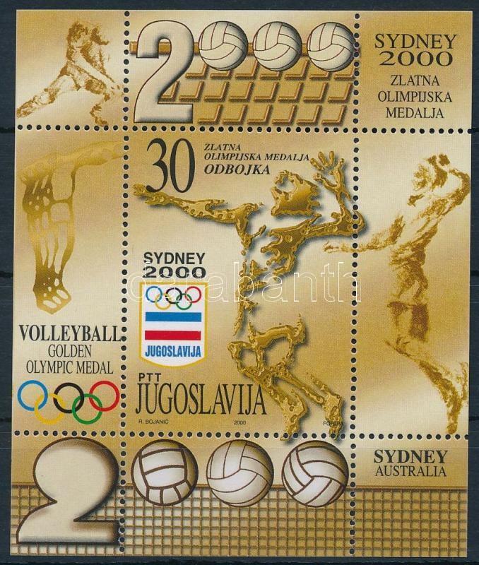 Olympics: Water Polo block, Olimpia: Vízilabda blokk