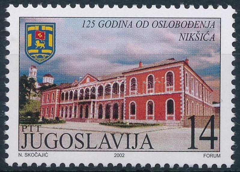 Niksic city's liberation, Niksic város felszabadulásának 125. évfordulója