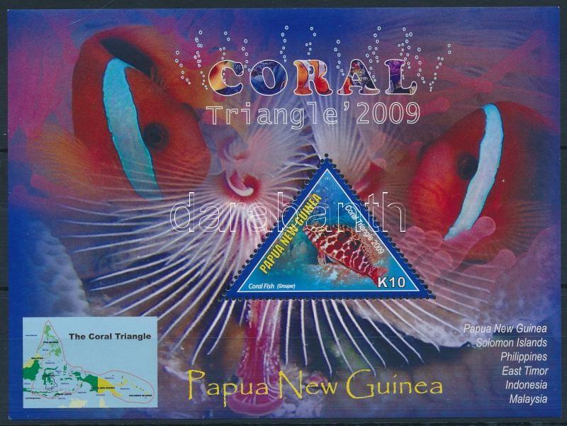 Coral block, Korall blokk