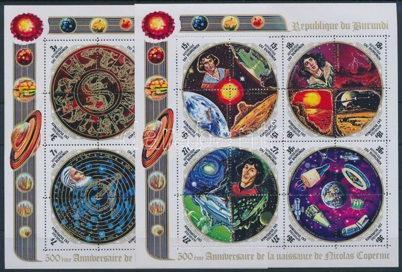 Copernicus block pair, Kopernikusz blokkpár