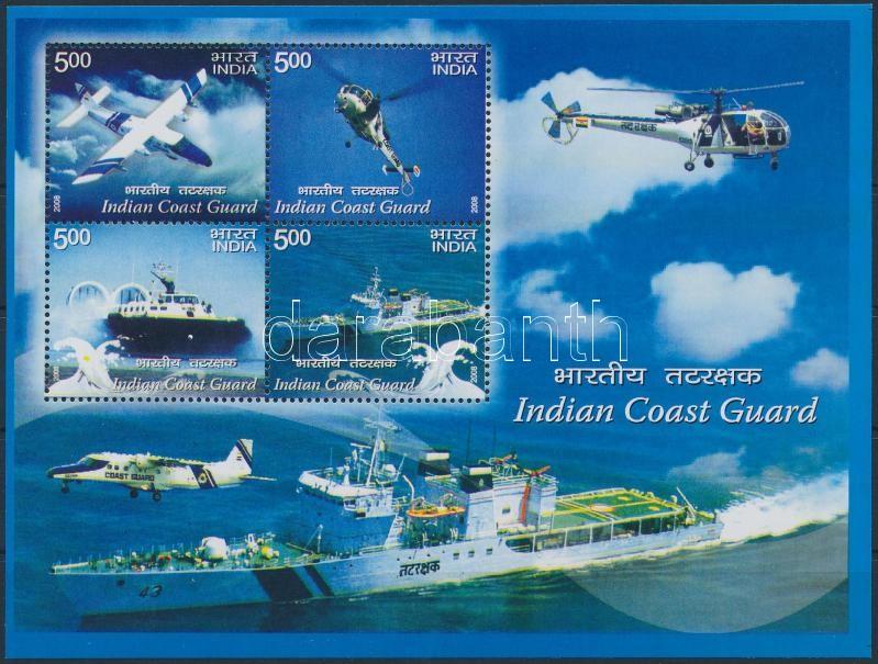 Coast Guard block, Parti őrség blokk