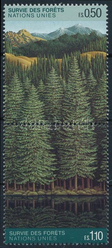 Save Forest pair, Erdőmentés pár