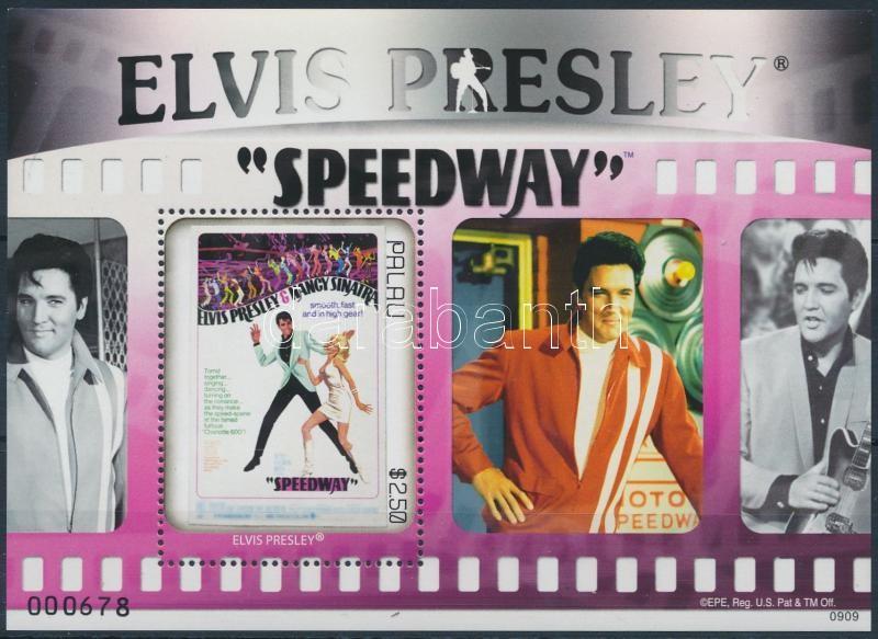 Elvis Presley block, Elvis Presley blokk