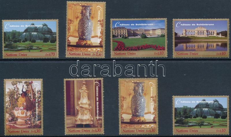 UNESCO Schönbrunn set, UNESCO: Schönbrunn sor