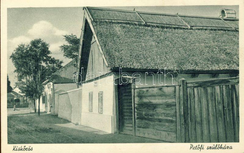 Kiskőrös, Petőfi szülőháza