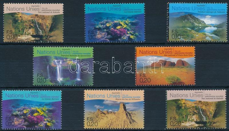 UNESCO World Heritage Sites: Australia set, UNESCO Világörökség: Ausztrália sor