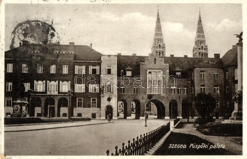 Szeged, Püspöki palota