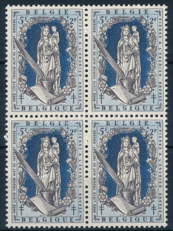 Madonna block of 4, Madonna 4-es tömb