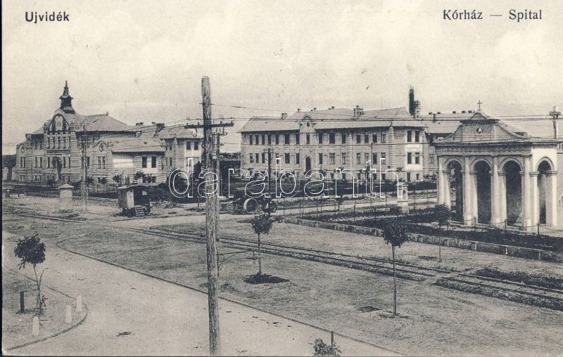 Novi Sad, Hospital, Újvidék, Kórház