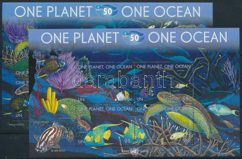 Oceanographic Committee blockset, Oceanográfiai Bizottság blokksor