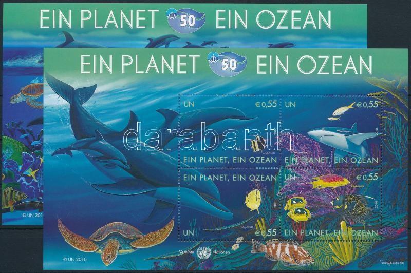 Oceanographic Committee block set, Oceanográfiai Bizottság blokksor